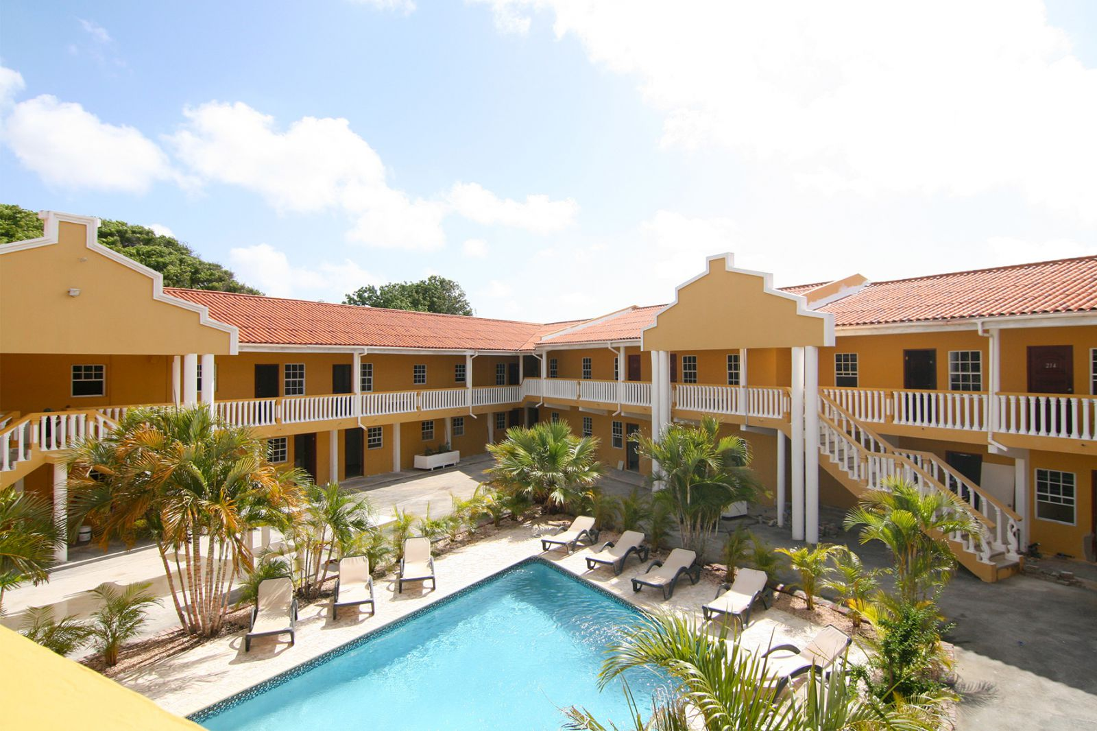 Girasol, Willemstad, rent your appartment on Curacao
